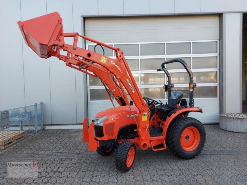 Traktor des Typs Kubota ST 401-R, Neumaschine in Tönisvorst (Bild 1)