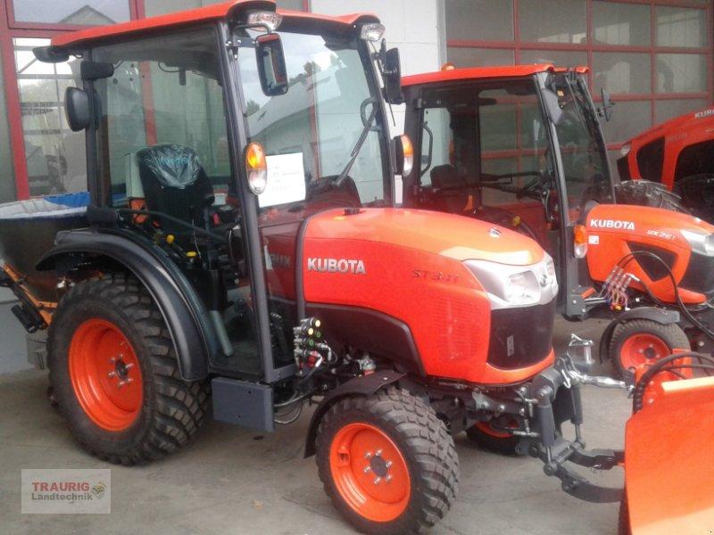 Traktor des Typs Kubota ST341, Neumaschine in Mainburg/Wambach (Bild 1)