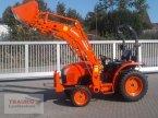 Traktor a típus Kubota ST401C mit Frontlader ekkor: Mainburg/Wambach