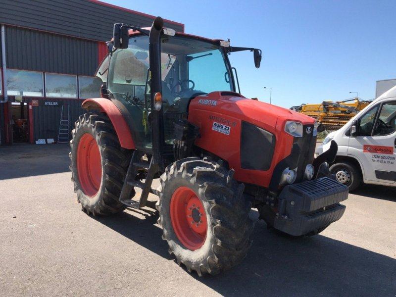 Traktor типа Kubota Tracteur agricole M110GX2 Kubota, Gebrauchtmaschine в LA SOUTERRAINE (Фотография 1)