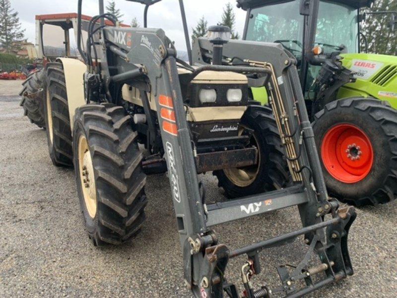Traktor del tipo Lamborghini 674.70 N, Gebrauchtmaschine en VERNOUX EN VIVARAIS (Imagen 1)