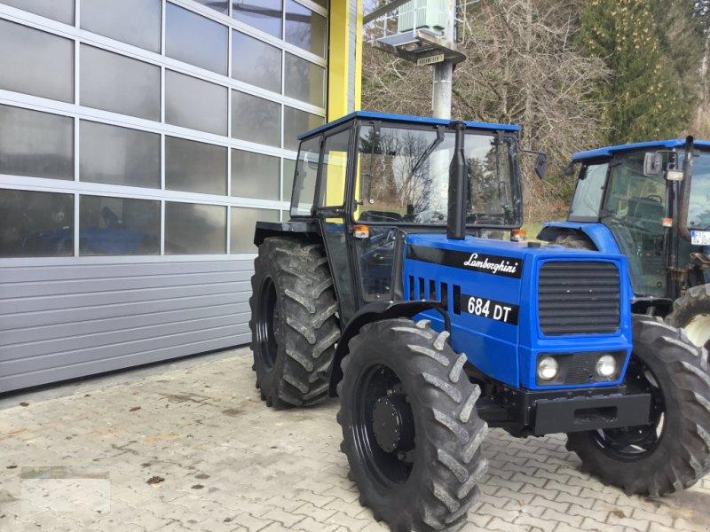 Traktor des Typs Lamborghini 684DT, Gebrauchtmaschine in Fürsteneck (Bild 8)