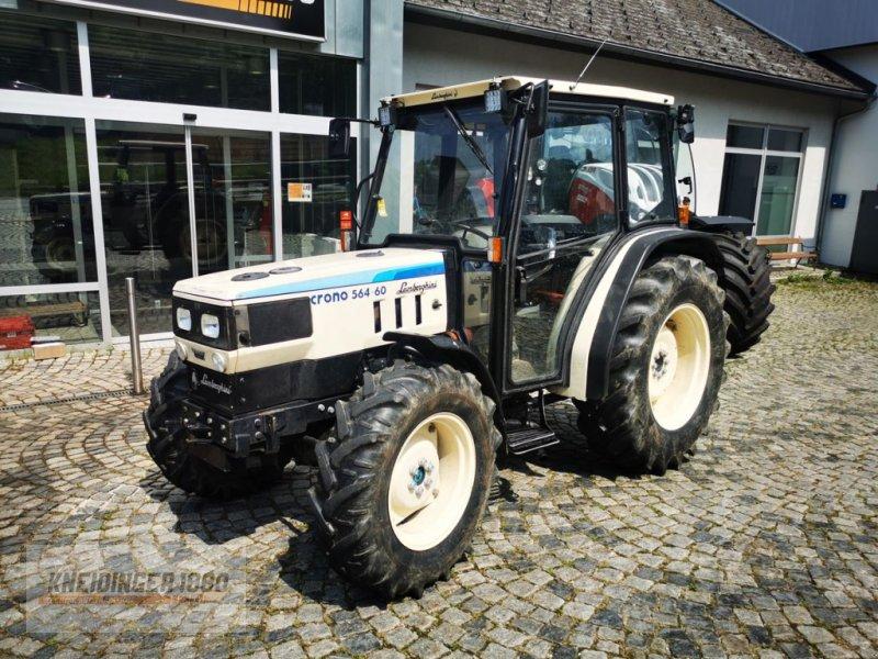 Traktor des Typs Lamborghini Crono 564-60, Gebrauchtmaschine in Altenfelden (Bild 1)