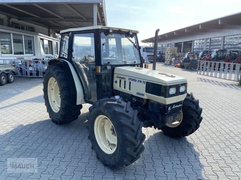 Traktor del tipo Lamborghini Crono 574-70 DT, Gebrauchtmaschine en Burgkirchen (Imagen 1)