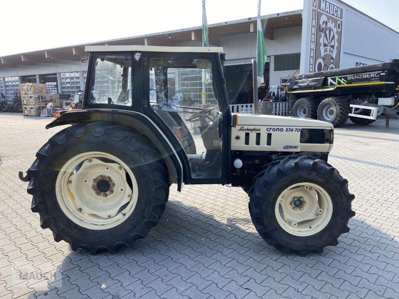 Traktor des Typs Lamborghini Crono 574-70 DT, Gebrauchtmaschine in Burgkirchen (Bild 5)