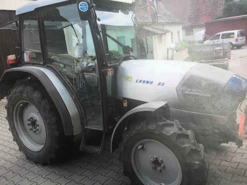 Traktor des Typs Lamborghini Crono 65, Gebrauchtmaschine in Schwend (Bild 1)