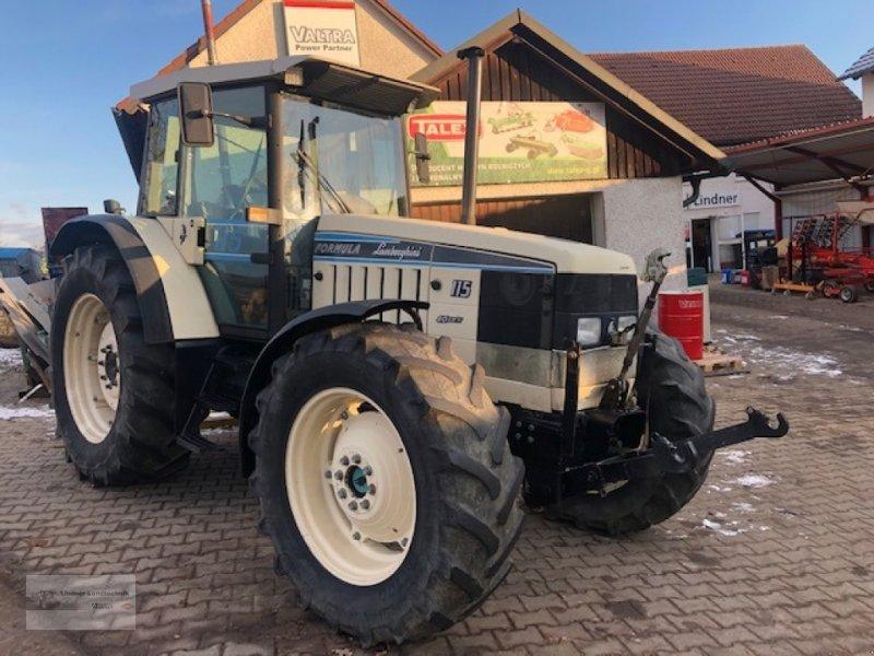 Traktor des Typs Lamborghini Formula 115, Gebrauchtmaschine in Weiden/Theisseil (Bild 1)