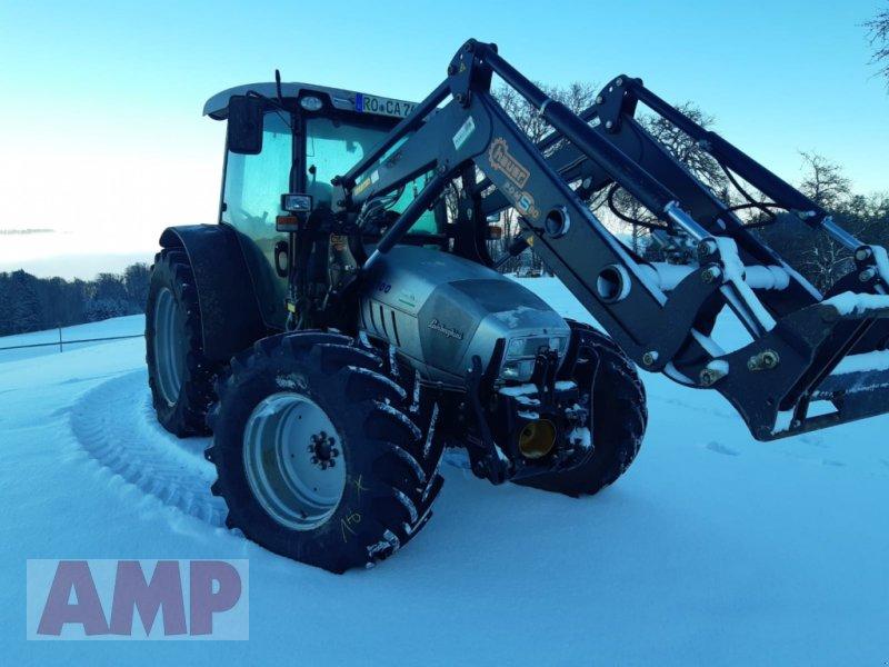 Traktor des Typs Lamborghini R 4.100, Gebrauchtmaschine in Teising (Bild 1)