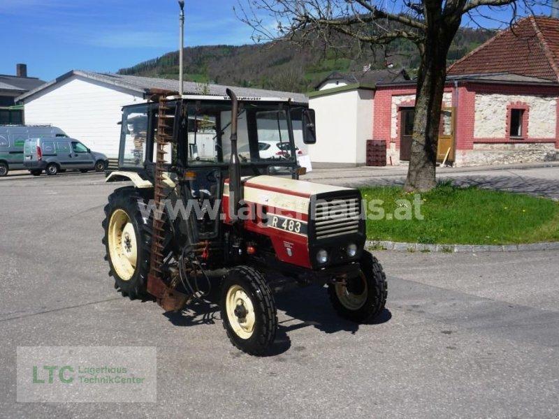 Traktor del tipo Lamborghini R483, Gebrauchtmaschine en Kirchdorf (Imagen 1)