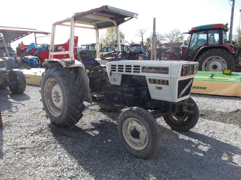 Traktor del tipo Lamborghini R503, Gebrauchtmaschine en Cherveix Cubas (Imagen 1)