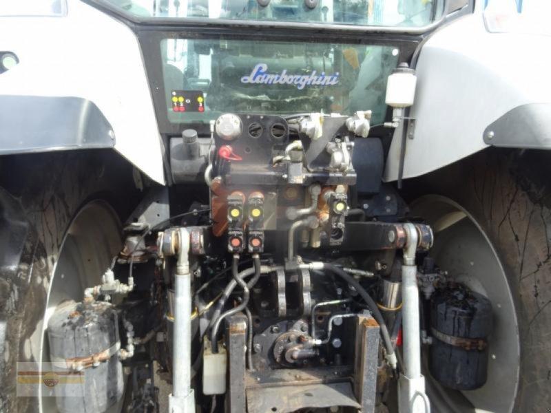 Traktor des Typs Lamborghini R6.125 DCR, Gebrauchtmaschine in Böklund (Bild 3)