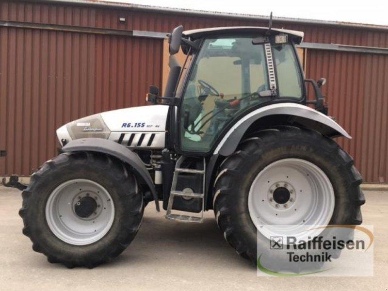 Traktor des Typs Lamborghini R6155DCR4V, Gebrauchtmaschine in Hofgeismar (Bild 1)