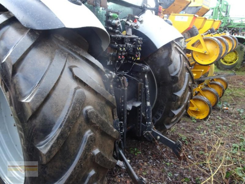 Traktor des Typs Lamborghini R6.190 Profi Line, Gebrauchtmaschine in Böklund (Bild 7)