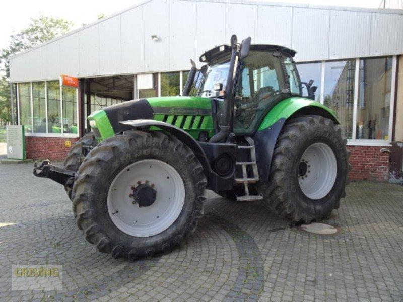Traktor des Typs Lamborghini R8.265, Same, Deutz Fahr,, Gebrauchtmaschine in Greven (Bild 1)