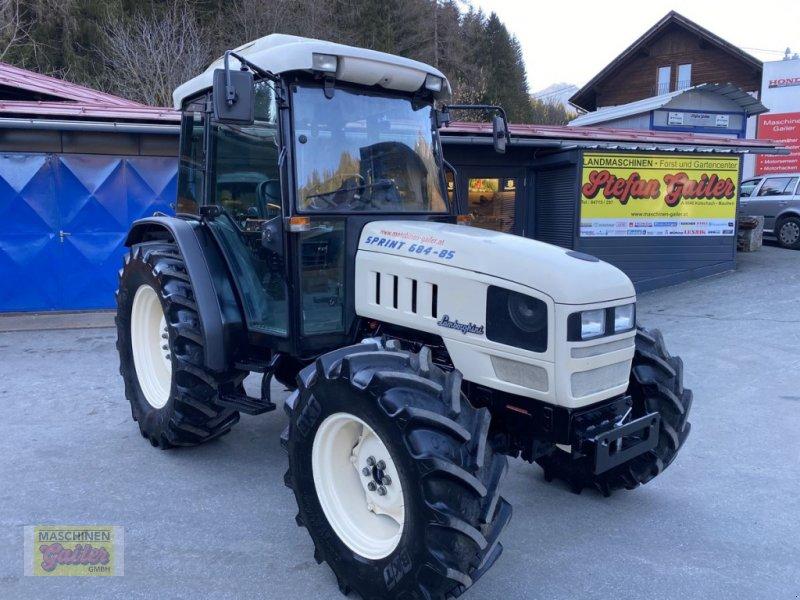 Traktor del tipo Lamborghini Sprint 684-85, Gebrauchtmaschine en Kötschach (Imagen 1)