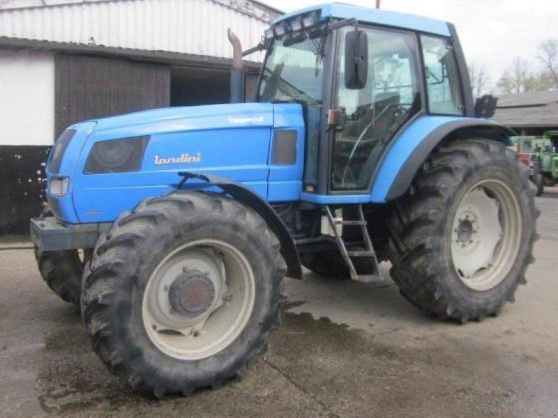 Traktor des Typs Landini 130, Gebrauchtmaschine in Ziegenhagen (Bild 1)