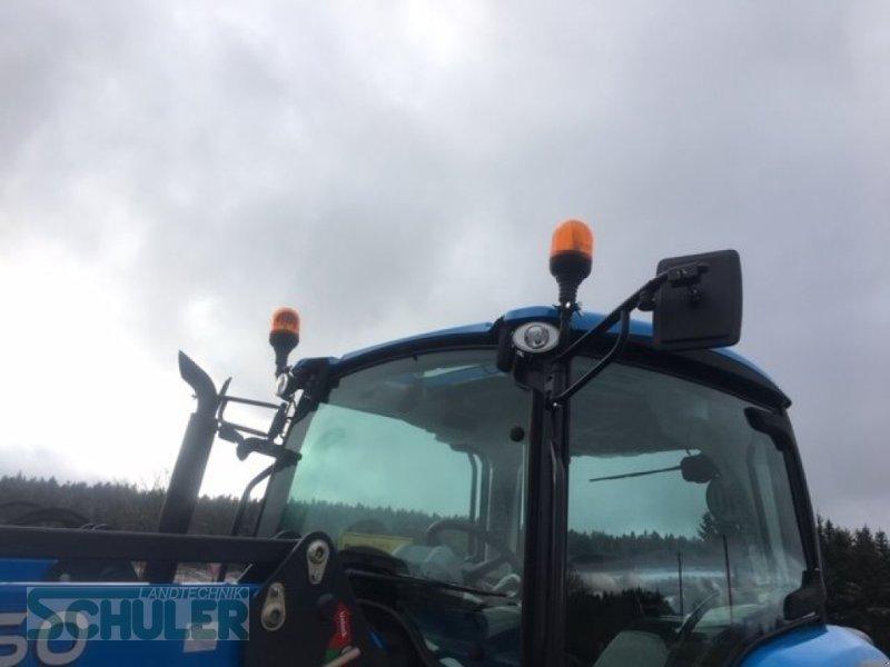 Traktor des Typs Landini 4-070, Neumaschine in St. Märgen (Bild 7)