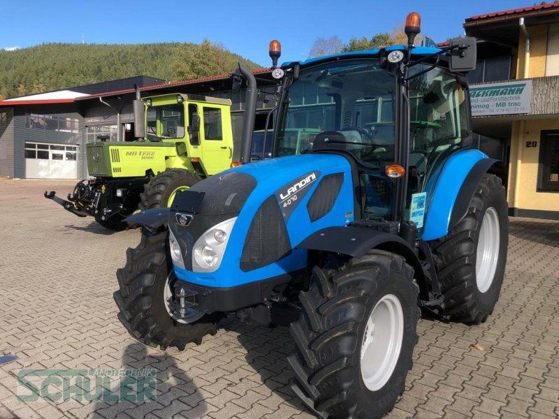 Traktor типа Landini 4-070, Neumaschine в Baiersbronn-Heselbach (Фотография 1)