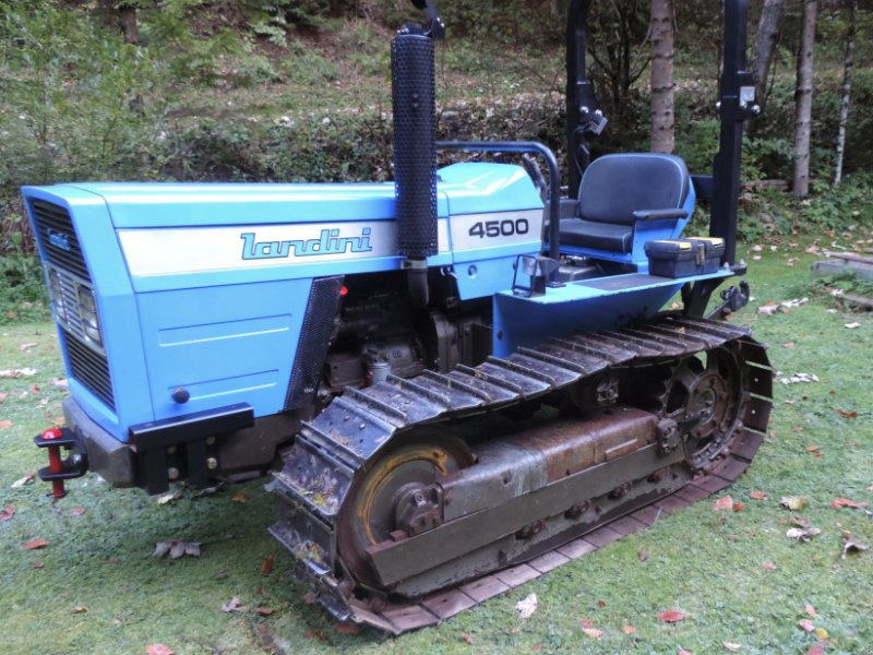 Traktor des Typs Landini 4500, Gebrauchtmaschine in Fladnitz an der Teichalm (Bild 1)