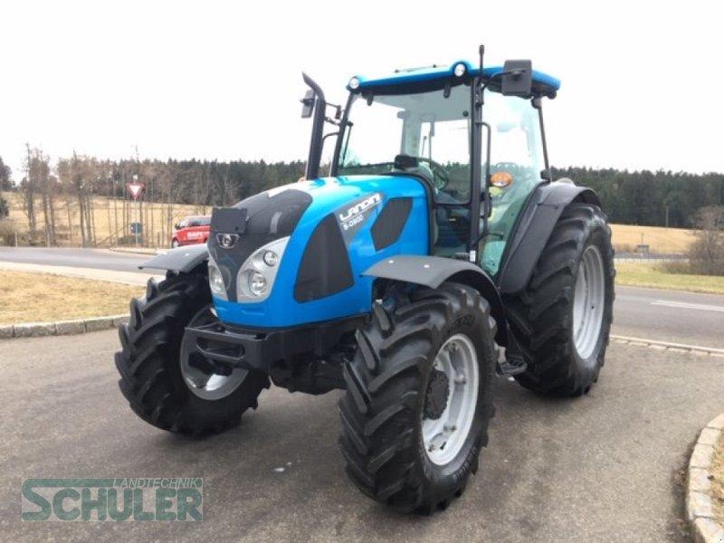 Traktor des Typs Landini 5-090 D, Neumaschine in St. Märgen (Bild 2)