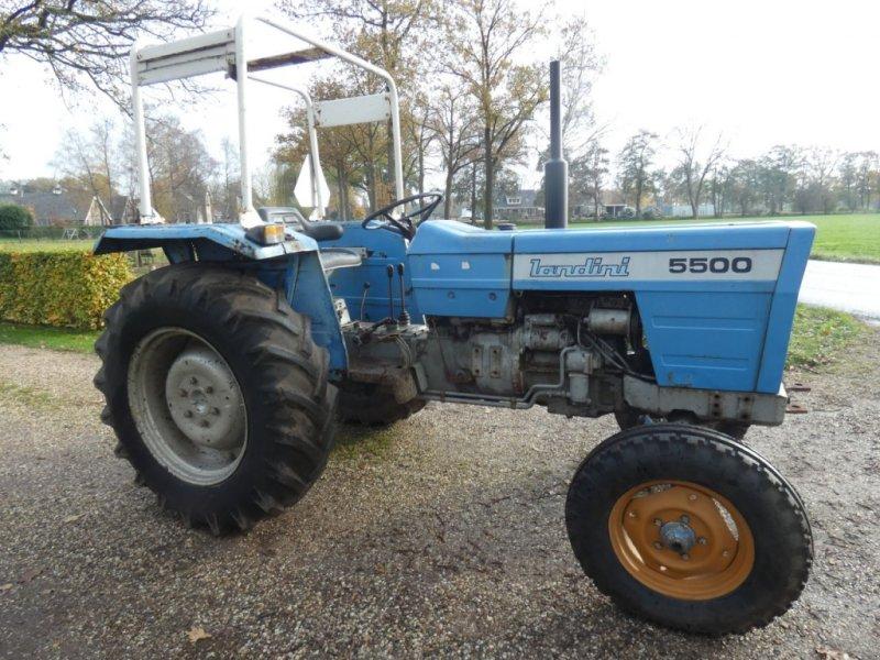 Traktor типа Landini 5500, Gebrauchtmaschine в Klarenbeek (Фотография 1)