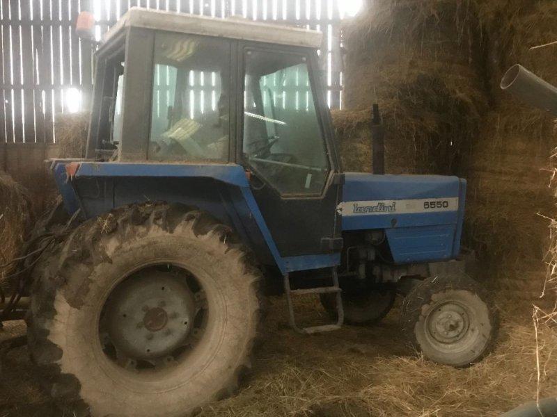 Traktor des Typs Landini 6550, Gebrauchtmaschine in CORZE (Bild 1)