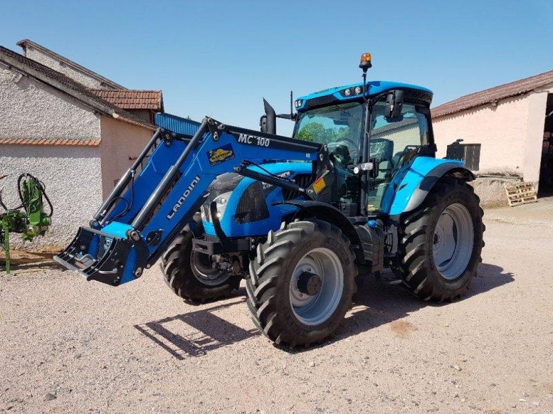 Traktor типа Landini 6C130CLS, Gebrauchtmaschine в TRETEAU (Фотография 1)