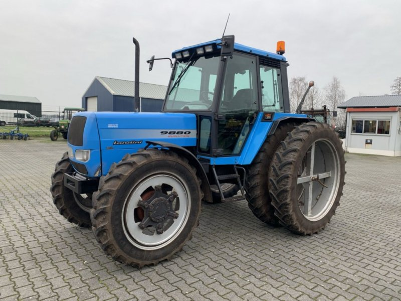 Traktor des Typs Landini 9880, Gebrauchtmaschine in Tweede Exloermond (Bild 1)