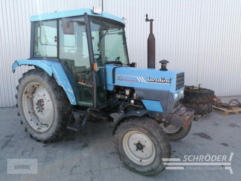 Traktor типа Landini Blizzard 50, Gebrauchtmaschine в Wildeshausen (Фотография 1)