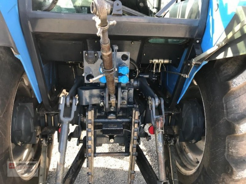 Traktor des Typs Landini BLIZZARD 65, Gebrauchtmaschine in Gottenheim (Bild 4)