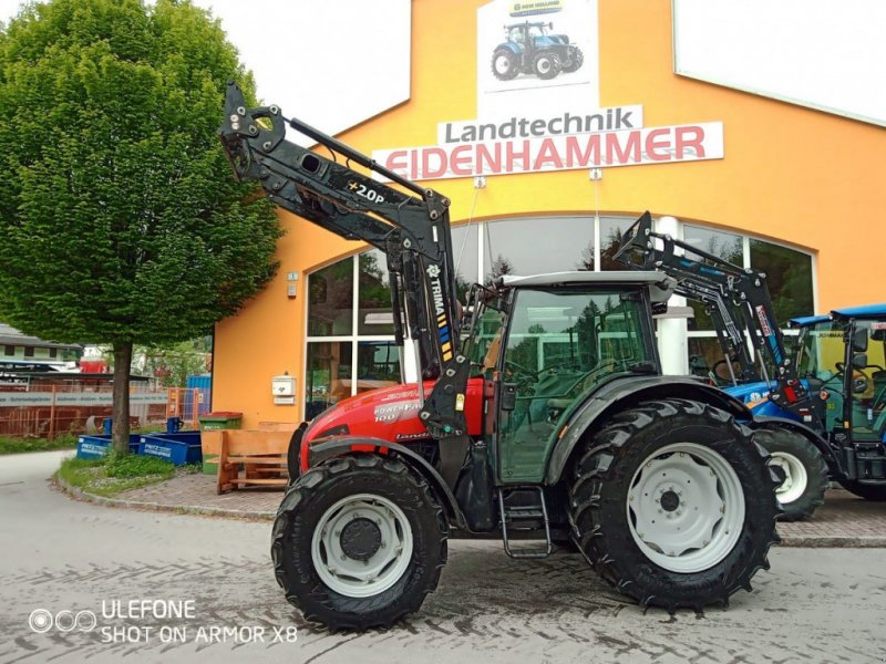 Traktor des Typs Landini DT 100, Gebrauchtmaschine in Burgkirchen (Bild 1)