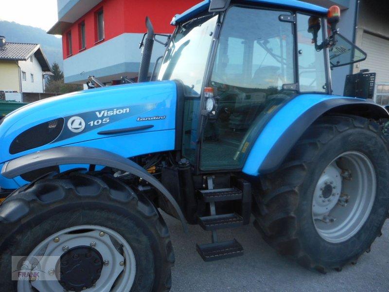 Traktor типа Landini DT 105 T Top Cab, Gebrauchtmaschine в Bad Vigaun (Фотография 1)