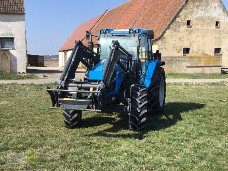 Traktor des Typs Landini Ghibli 80, Gebrauchtmaschine in Wassertrüdingen (Bild 8)