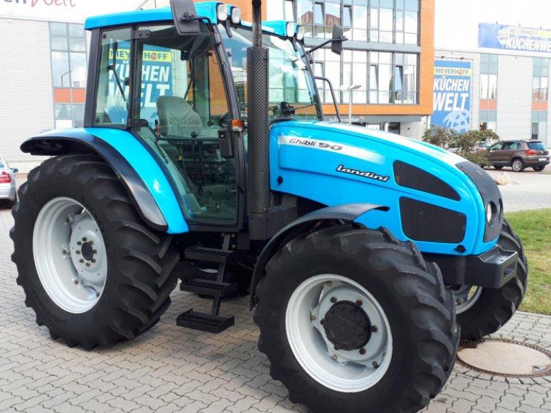 Traktor des Typs Landini Ghibli 90, Gebrauchtmaschine in Stuhr (Bild 2)