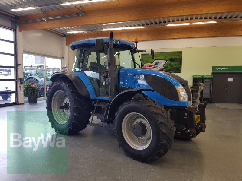 Traktor des Typs Landini Land Power 145, Gebrauchtmaschine in Bamberg (Bild 1)