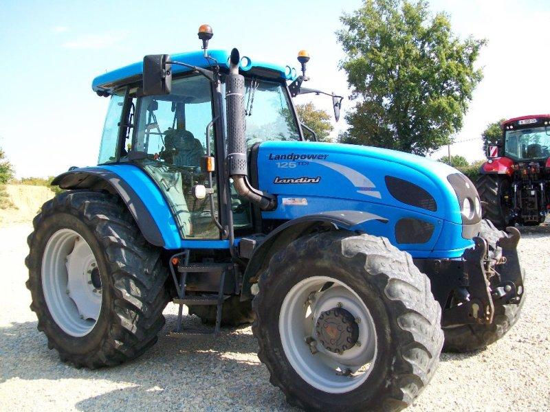 Traktor типа Landini Landpower 125, Gebrauchtmaschine в Condeissiat (Фотография 1)