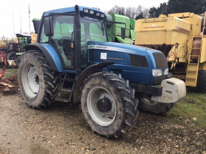 Traktor des Typs Landini legend 115, Gebrauchtmaschine in les hayons (Bild 1)