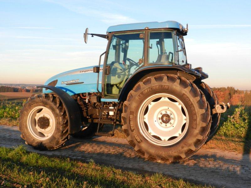Traktor des Typs Landini Legend 120, Gebrauchtmaschine in Fürstenfeldbruck (Bild 1)