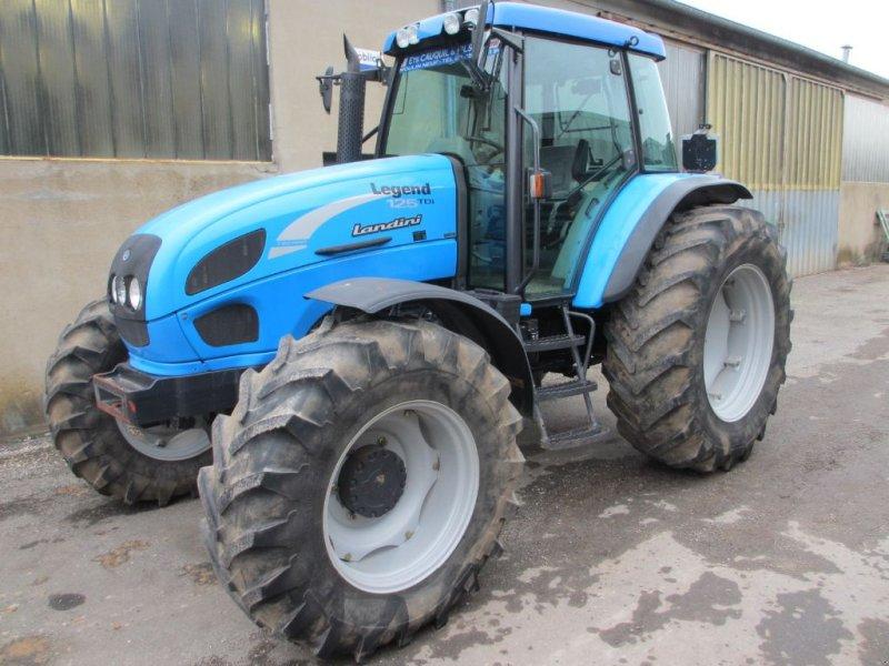Traktor des Typs Landini legend 125 TDI, Gebrauchtmaschine in RODEZ (Bild 1)