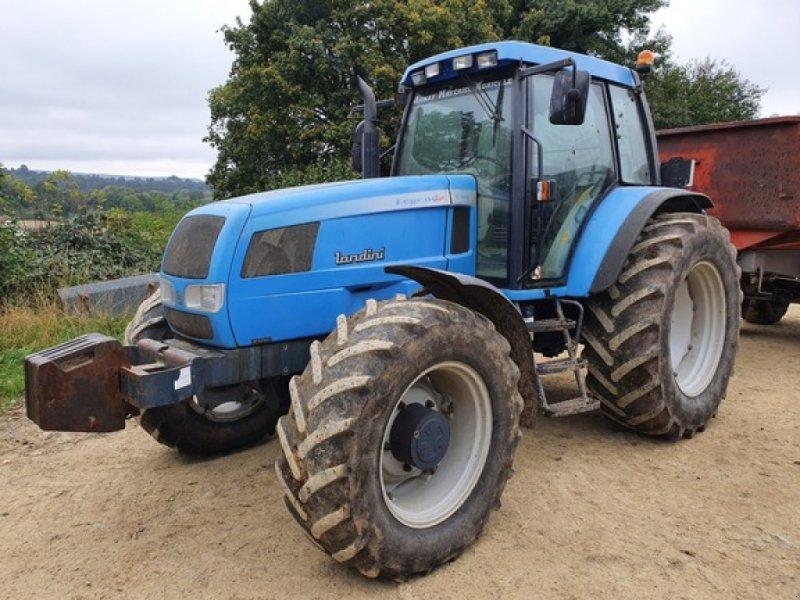 Traktor типа Landini LEGEND 130, Gebrauchtmaschine в DOMFRONT (Фотография 1)