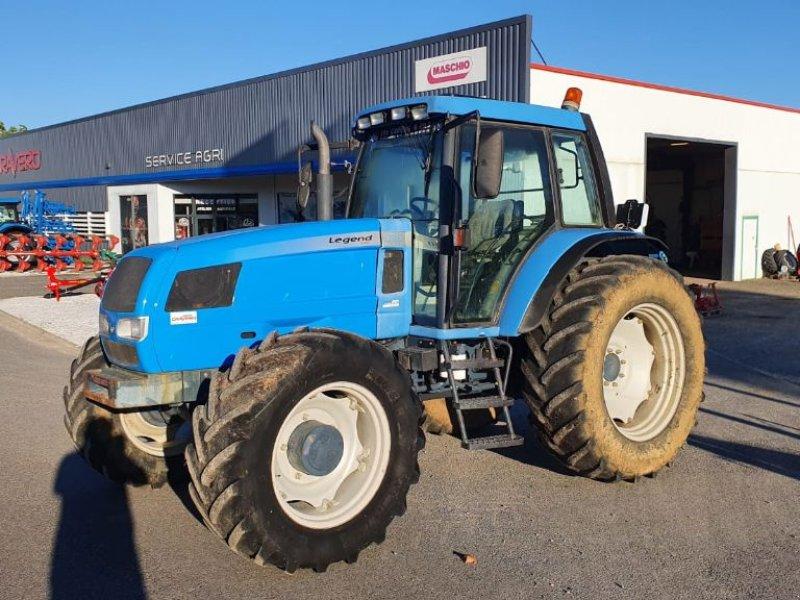 Traktor des Typs Landini LEGEND 130, Gebrauchtmaschine in BESSIERES (Bild 1)