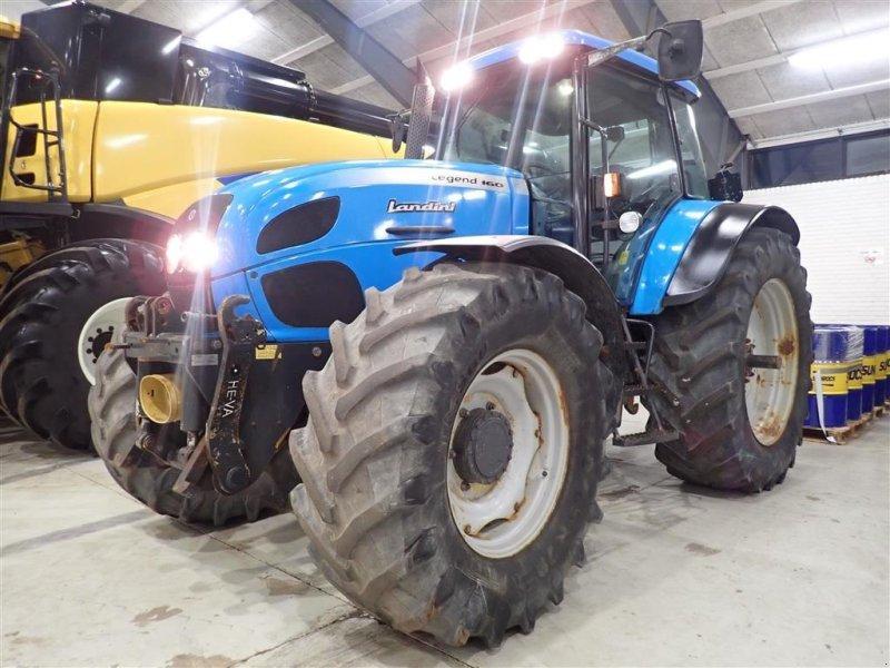 Traktor des Typs Landini Legend 160 Med frontlift og front PTO, Gebrauchtmaschine in Haderup (Bild 1)