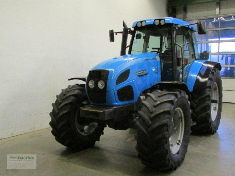 Traktor des Typs Landini Legend 180, Gebrauchtmaschine in Bad Wildungen-Wega (Bild 1)