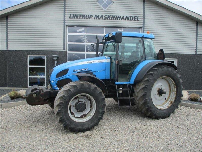 Traktor des Typs Landini Legend Delta 180, Gebrauchtmaschine in Lintrup (Bild 1)