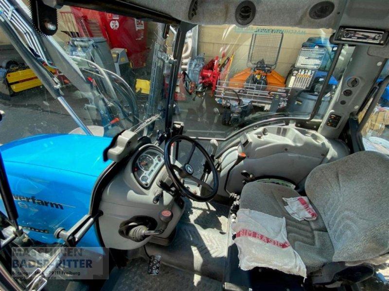 Traktor des Typs Landini Powerfarm 95, Gebrauchtmaschine in Freiburg (Bild 6)