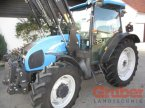 Traktor des Typs Landini Powerfarm 95 in Ampfing