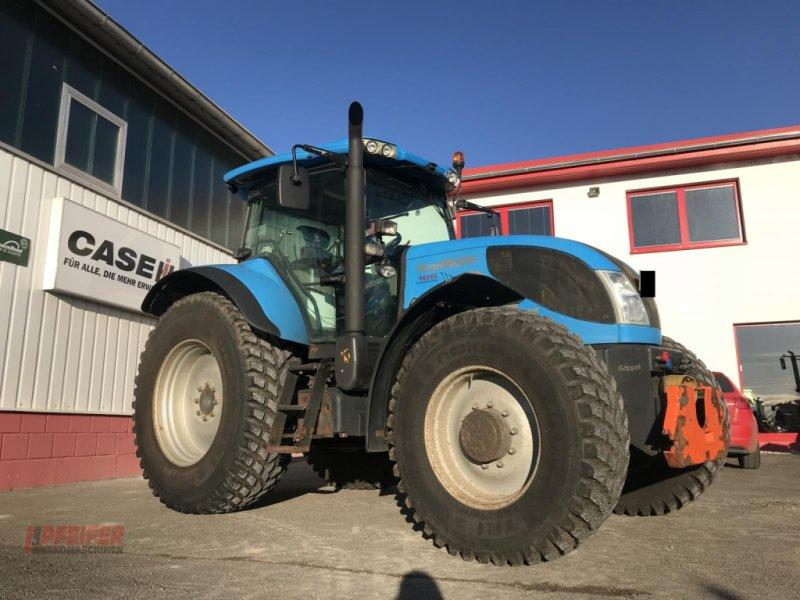 Traktor des Typs Landini Powermax 165, Gebrauchtmaschine in Elleben OT Riechheim (Bild 1)