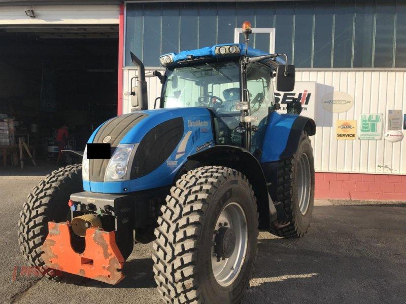 Traktor des Typs Landini Powermax 165, Gebrauchtmaschine in Elleben OT Riechheim (Bild 2)