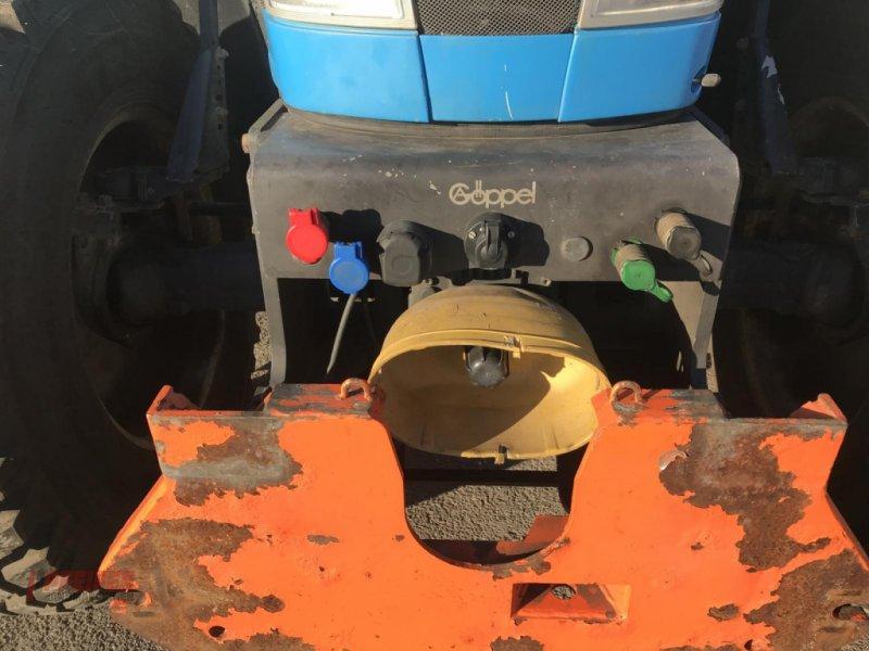 Traktor des Typs Landini Powermax 165, Gebrauchtmaschine in Elleben OT Riechheim (Bild 3)