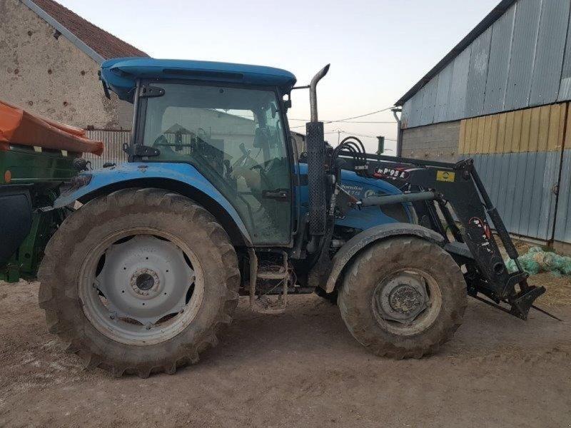 Traktor des Typs Landini Powermondial 115, Gebrauchtmaschine in TRETEAU (Bild 1)